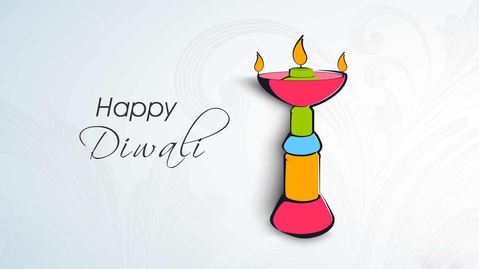 wishing you a very happy diwali: Infodea
