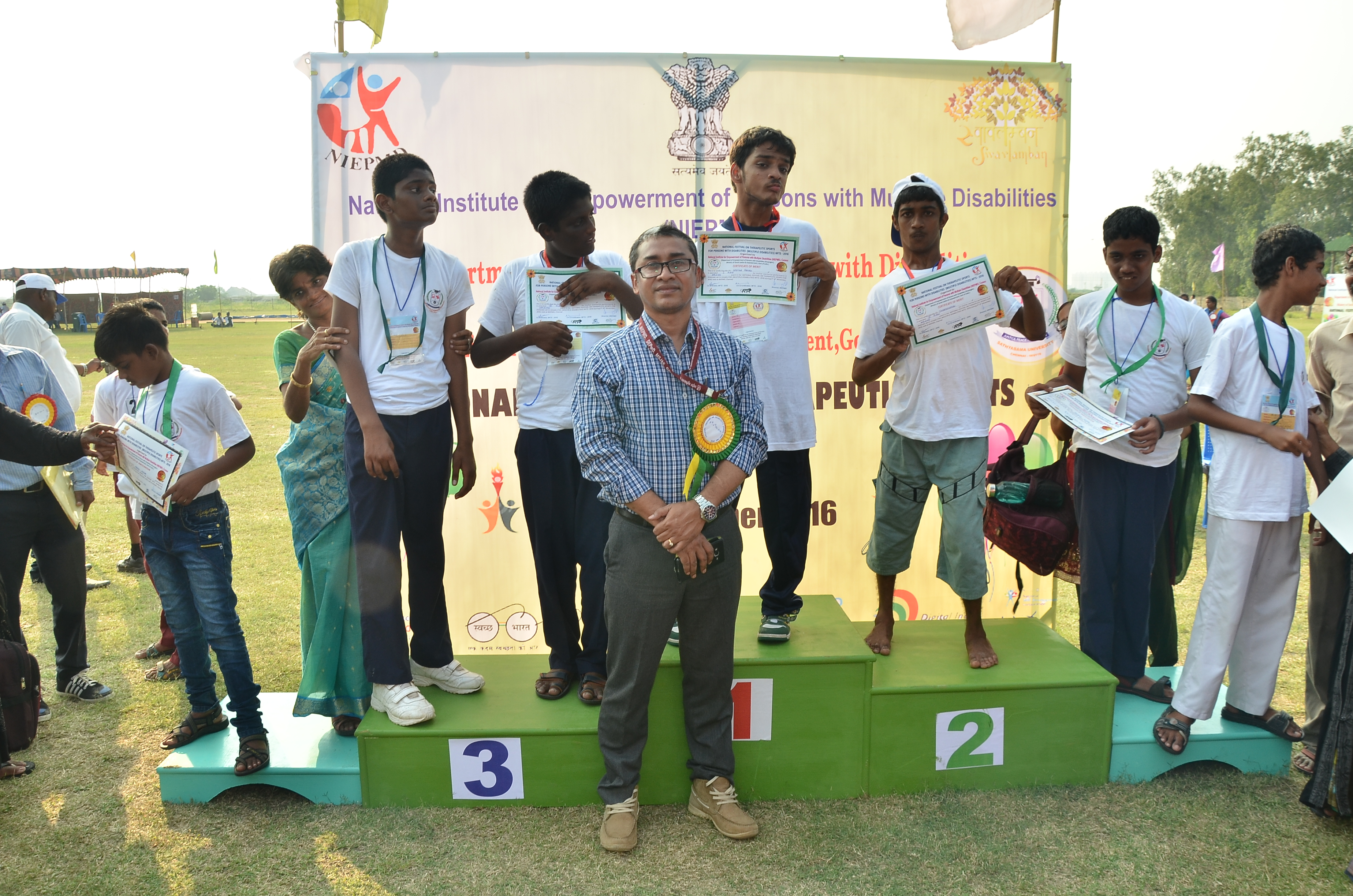 National Festival on Therapeutic Sports
