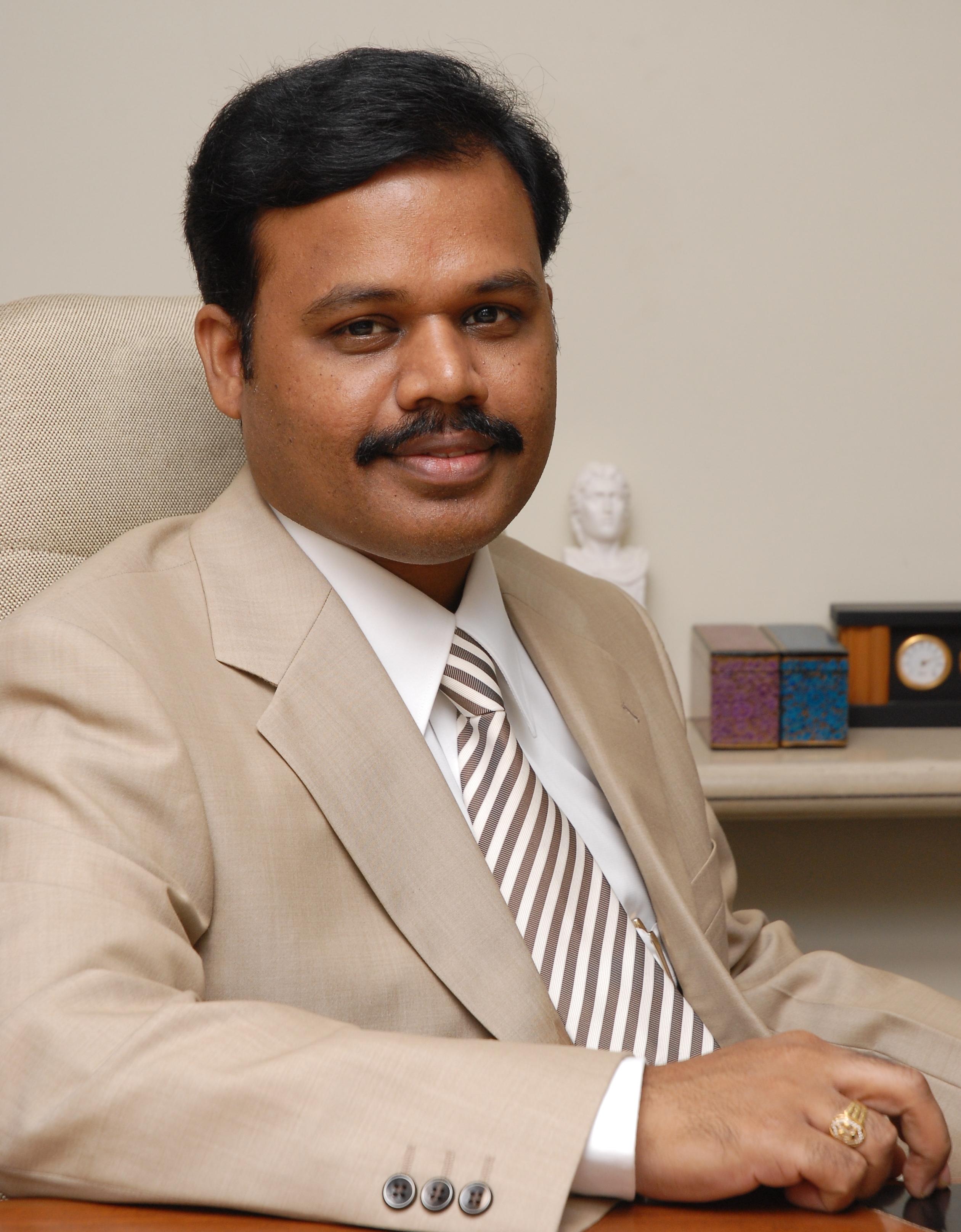 SRM Chancellor Dr. P. Sathyanarayan