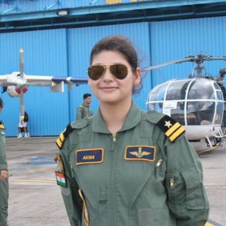 Deputy Commandant Akshi Karnal