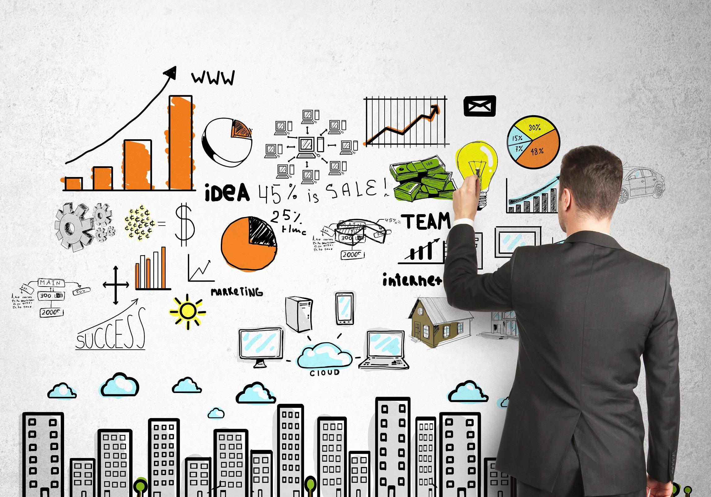regarda: http://shapetechmarketing.com/in-marketing-perception-is-reality/