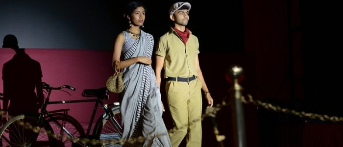 Fashion show – 'Woven Threads – 60 years of student fashion' – underway at IIT Madras Diamond Jubilee Celebrations on 31st July (1)