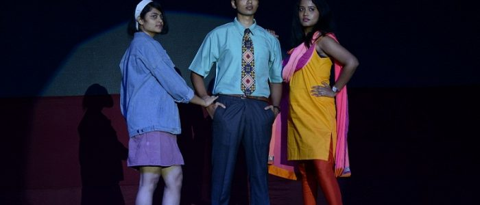 Fashion show – 'Woven Threads – 60 years of student fashion' – underway at IIT Madras Diamond Jubilee Celebrations on 31st July (2)